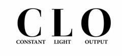 CLO - Постійний світловий потік