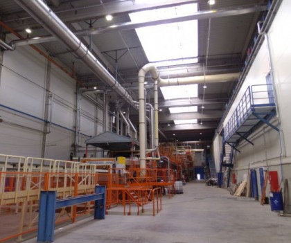 Завод Kronospan UA